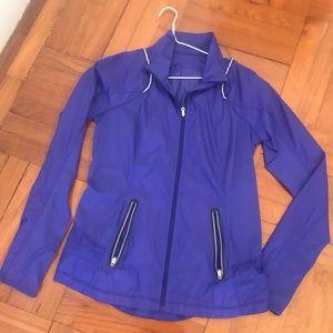 Lululemon Purple lightweight jacket - size 6
